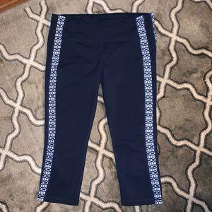 GAP Pants - GapFit gfast capri leggings